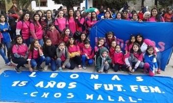 Leonas de Chos Malal