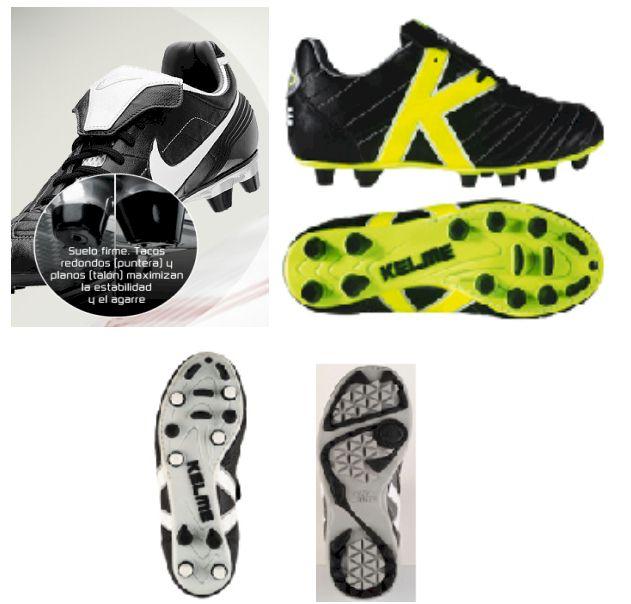 Biomecánica del equipamiento deportivo. Componentes y criterios de  selección para la elección de las botas (botines) de fútbol 8a48d7a5fae4a