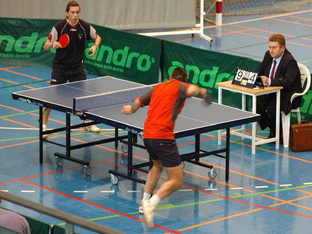 el tenis de mesa como deporte educativo