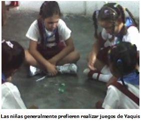 Caracterizacion De Los Juegos Populares Tradicionales Infantiles De