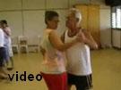 Dança de salão em idosos