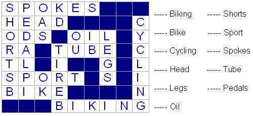 folleto de actividades de idioma ingles  los escolares del circulo de interes de ciclismo de