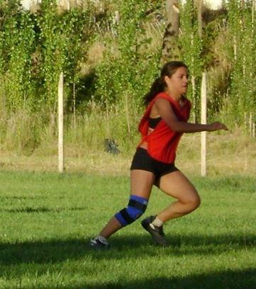 Entrevista A Florencia Alejandra Parada Jugadora De Futbol Femenino