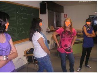 juegos de interior para realizar en un aula