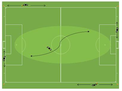 La observación del desempeño arbitral en fútbol por medio del ...