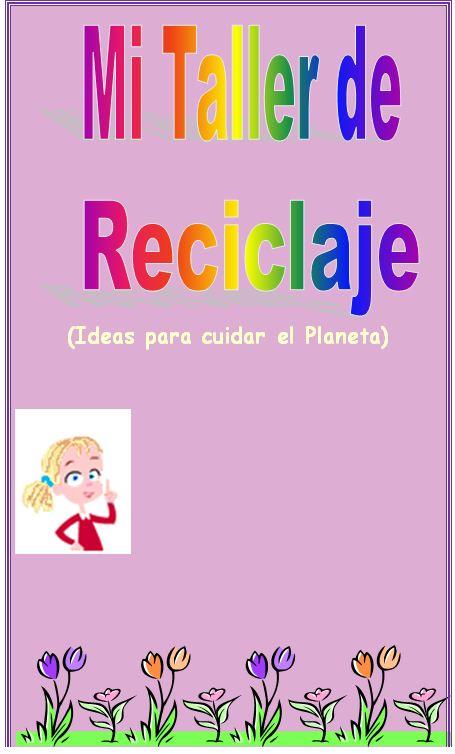 reciclaje taller conservacion