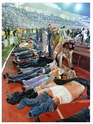 La tragedia en el Estadio Mateo Flores en 1996 y su impacto en Costa Rica