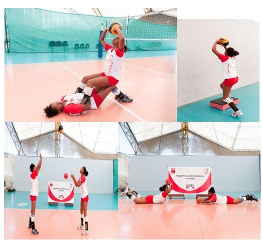 Ejercicios Específicos Para El Desarrollo De La Fuerza En El Voleibol