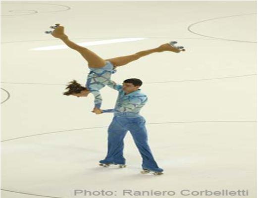 Caracterizaci n de las modalidades del patinaje art stico Espectaculo artistico de caracter excepcional