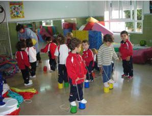 La importancia de la psicomotricidad en la actividad for Actividades recreativas en el salon de clases
