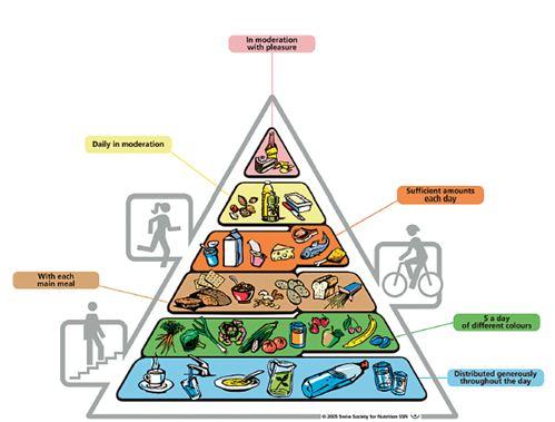 recomendaciones nutricionales para niños deportistas