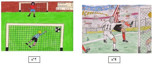 El significado del ftbol en los dibujos de los escolares de
