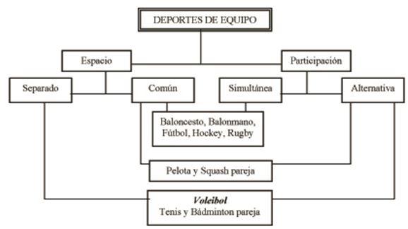 Voleibol Análisis De Su Estructura Y Características Para
