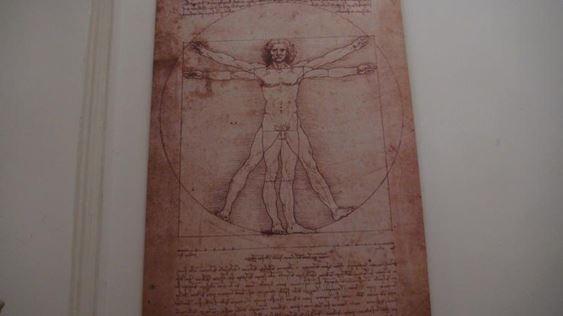 Aportes de Leonardo da Vinci a la Biomecánica