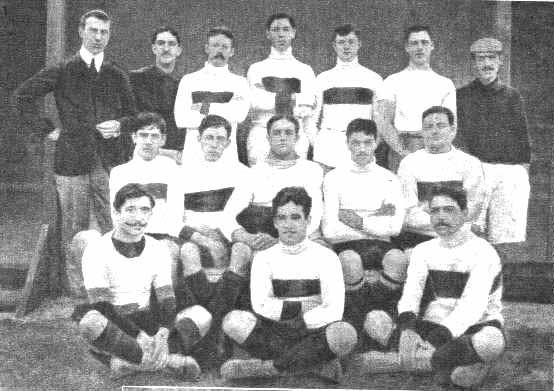 Historia del rugby (pequeño resumen)