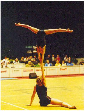 Perfil motor de la gimnasia acrob tica caracter sticas y for Gimnasia concepto