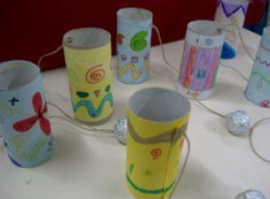 Reciclaje Y Materiales Para La Educacion Fisica En La Escuela Rural