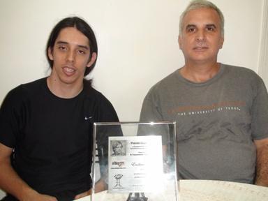 Emiliano Naranjo y Tulio Guterman